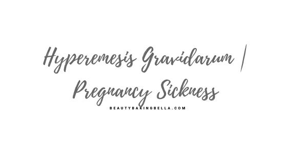 HG Pregnancy Sickness