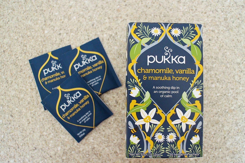 Pukka Herb Tea Camomile
