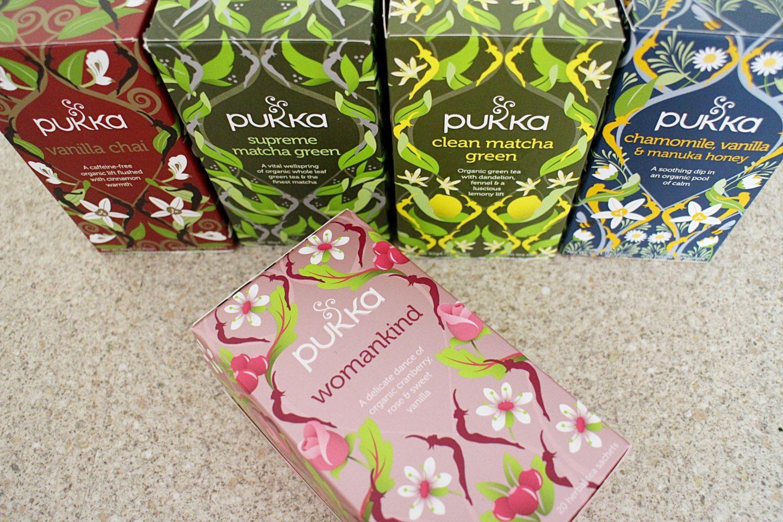 Pukka Tea Range
