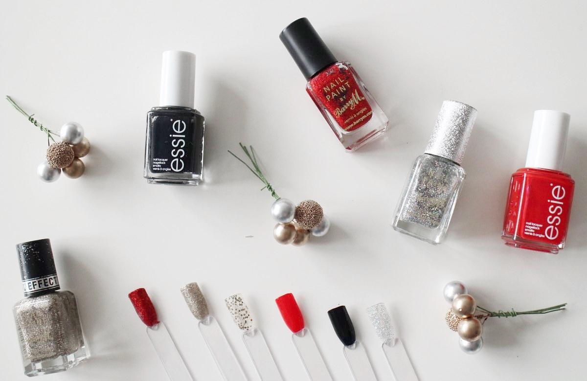 Christmas Nail Colours