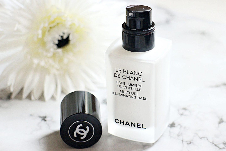 Le Blanc De Chanel Illuminating Base Review - Beauty Baking Bella .com beb8e6476a9e