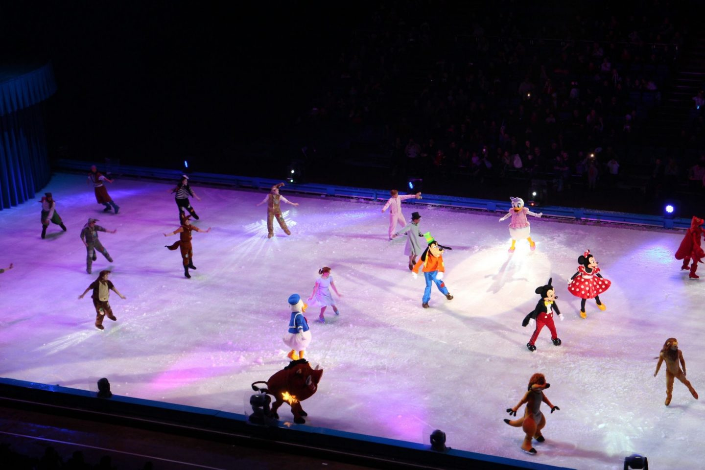 The O2 Disney On Ice