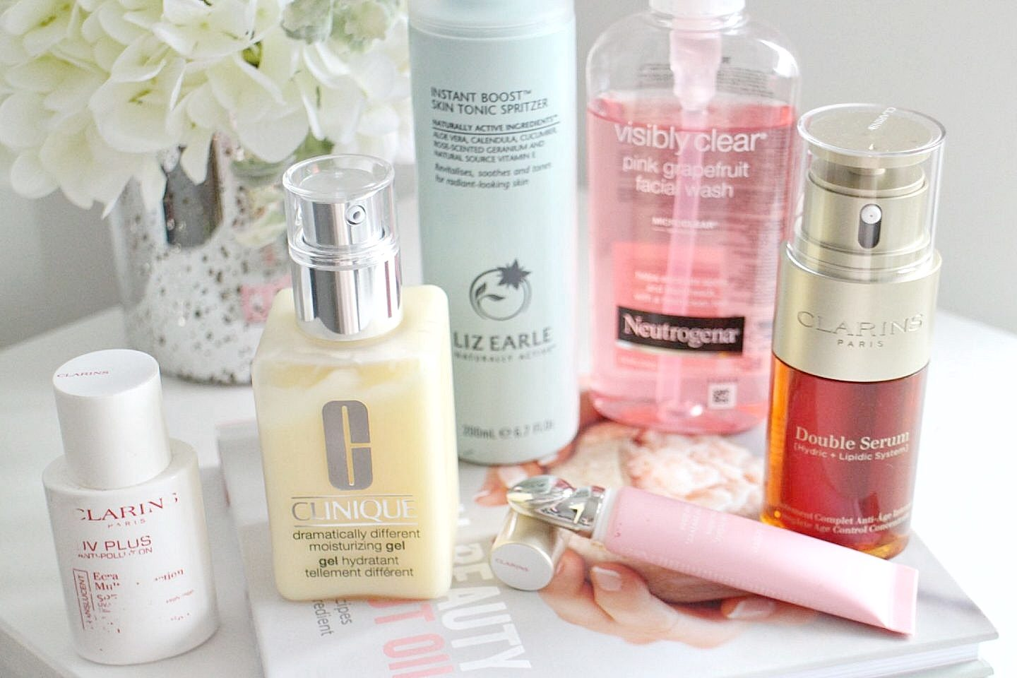 My Go To Skincare
