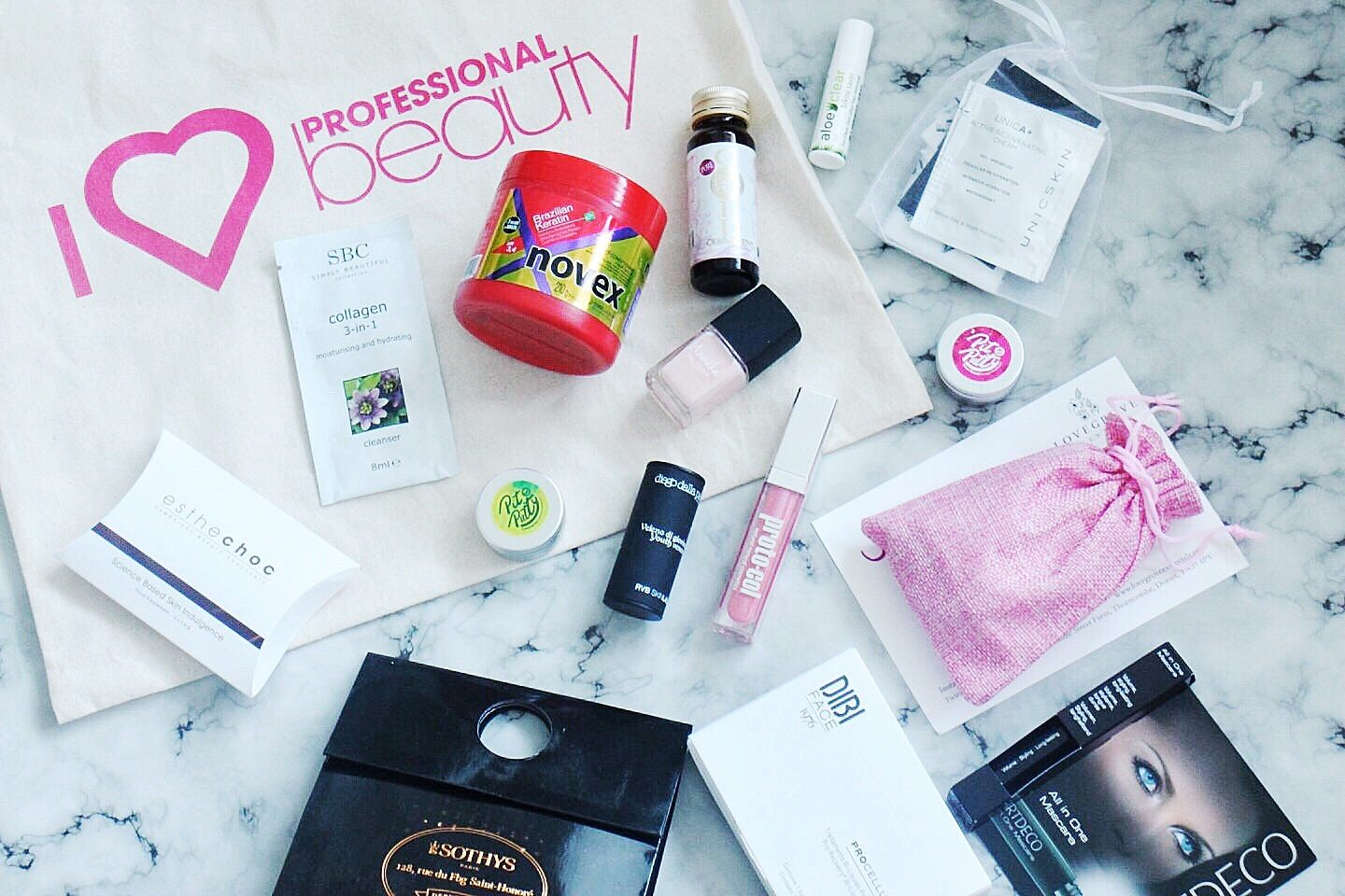 Goody Bag Pro Beauty