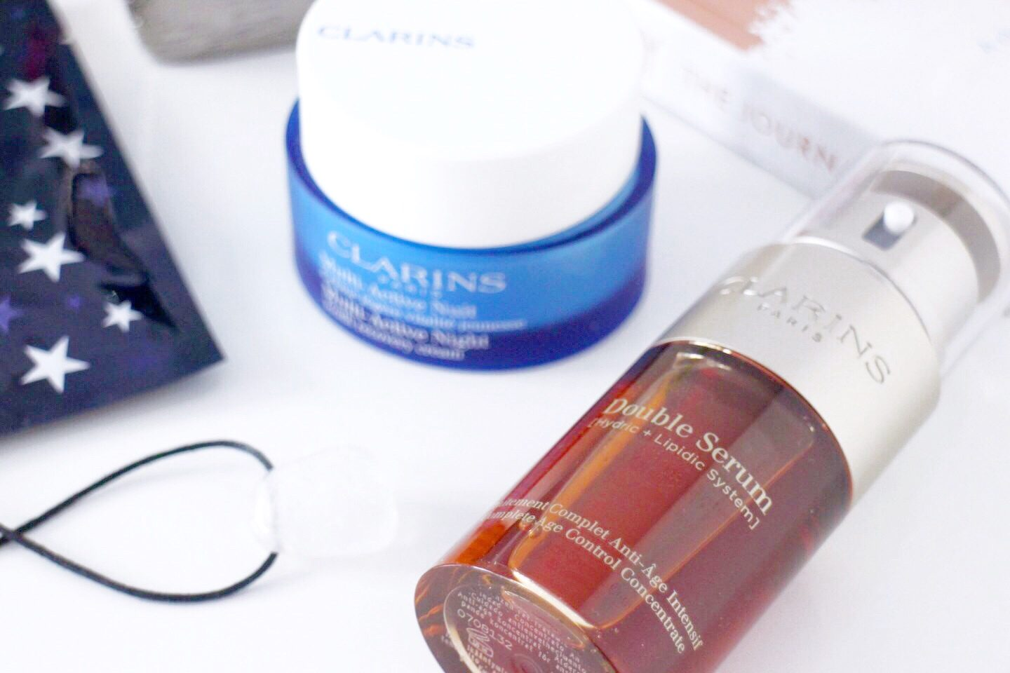 Bedtime Skincare Products