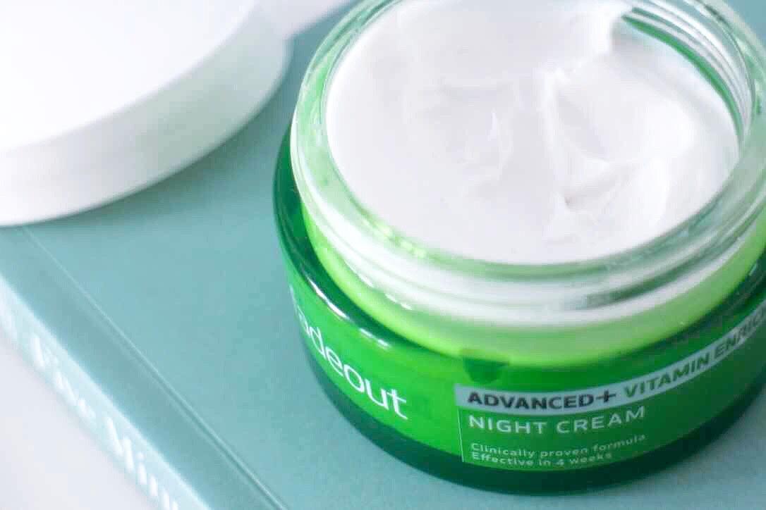 Night Cream - Anti-ageing
