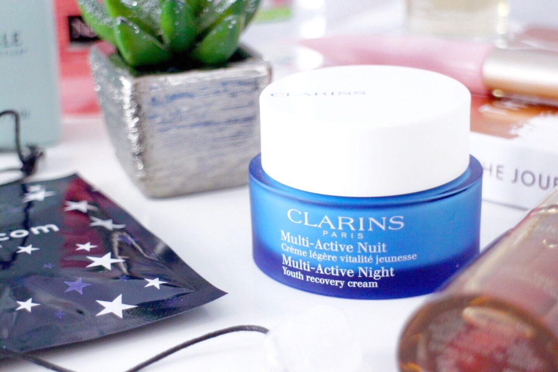 Clarins Night Cream 30+