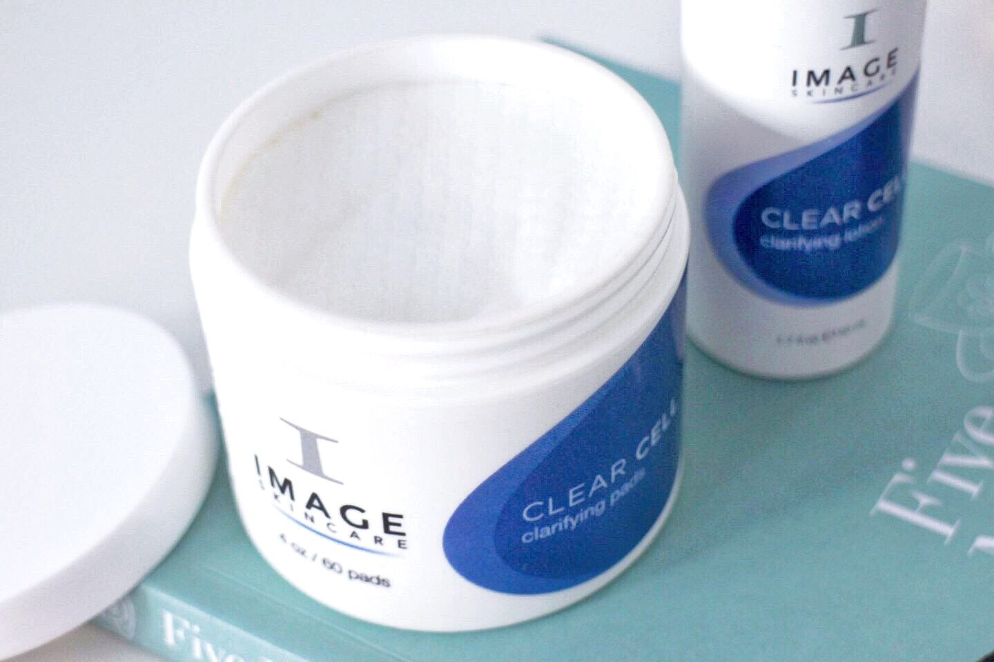 Cleansing and Exfoliating Pads