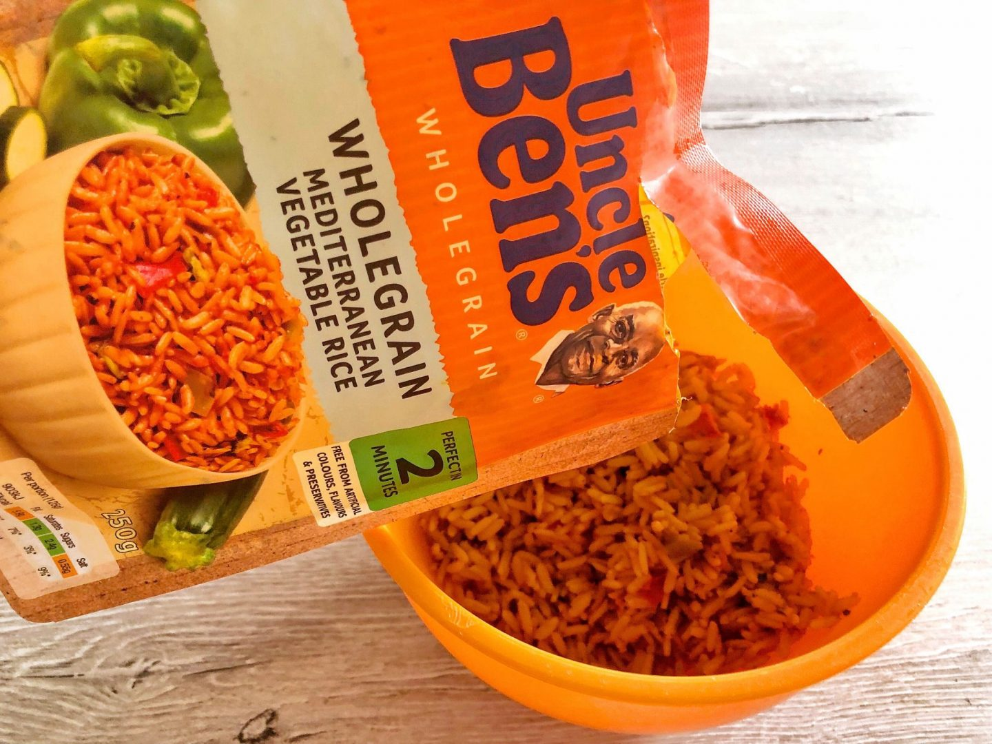Packet Uncle Ben's Rice