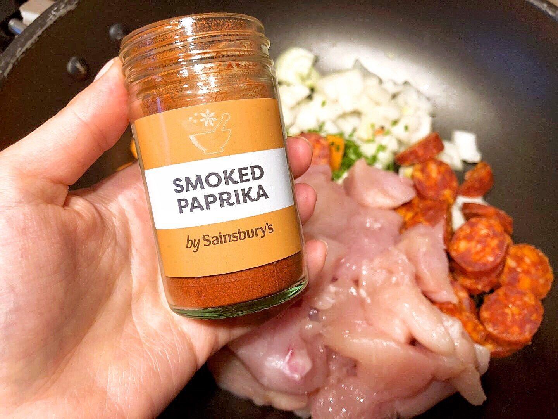 Family Friendly Paella Recipe