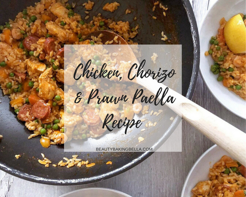 Family Paella Recipe