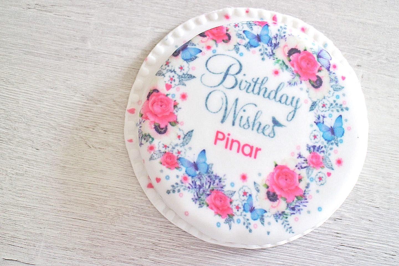 Bakerdays Gluten Free Letterbox Cake