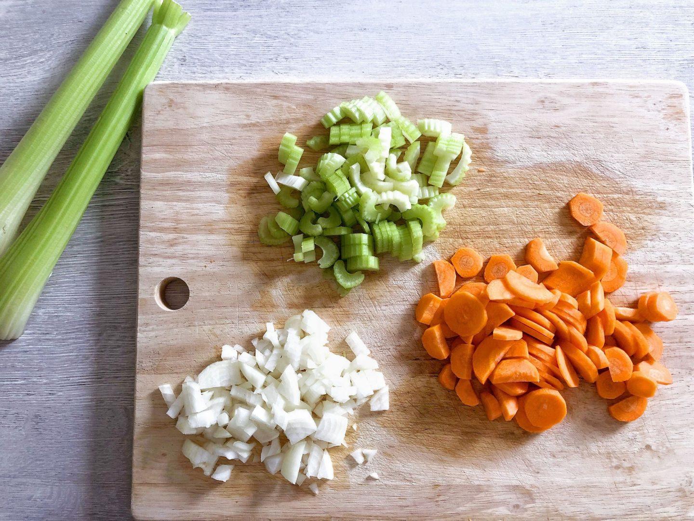 Fasulye Recipe - Ingredients