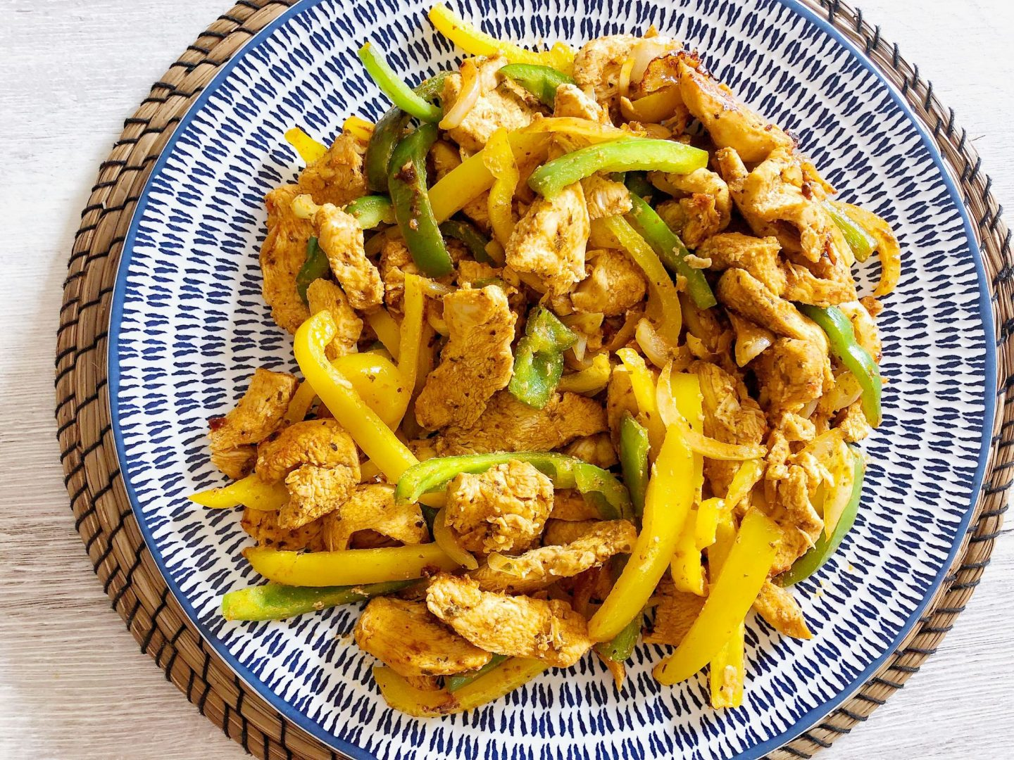 Chicken Fajitas Recipe