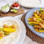 Mexican Food - Fajitas
