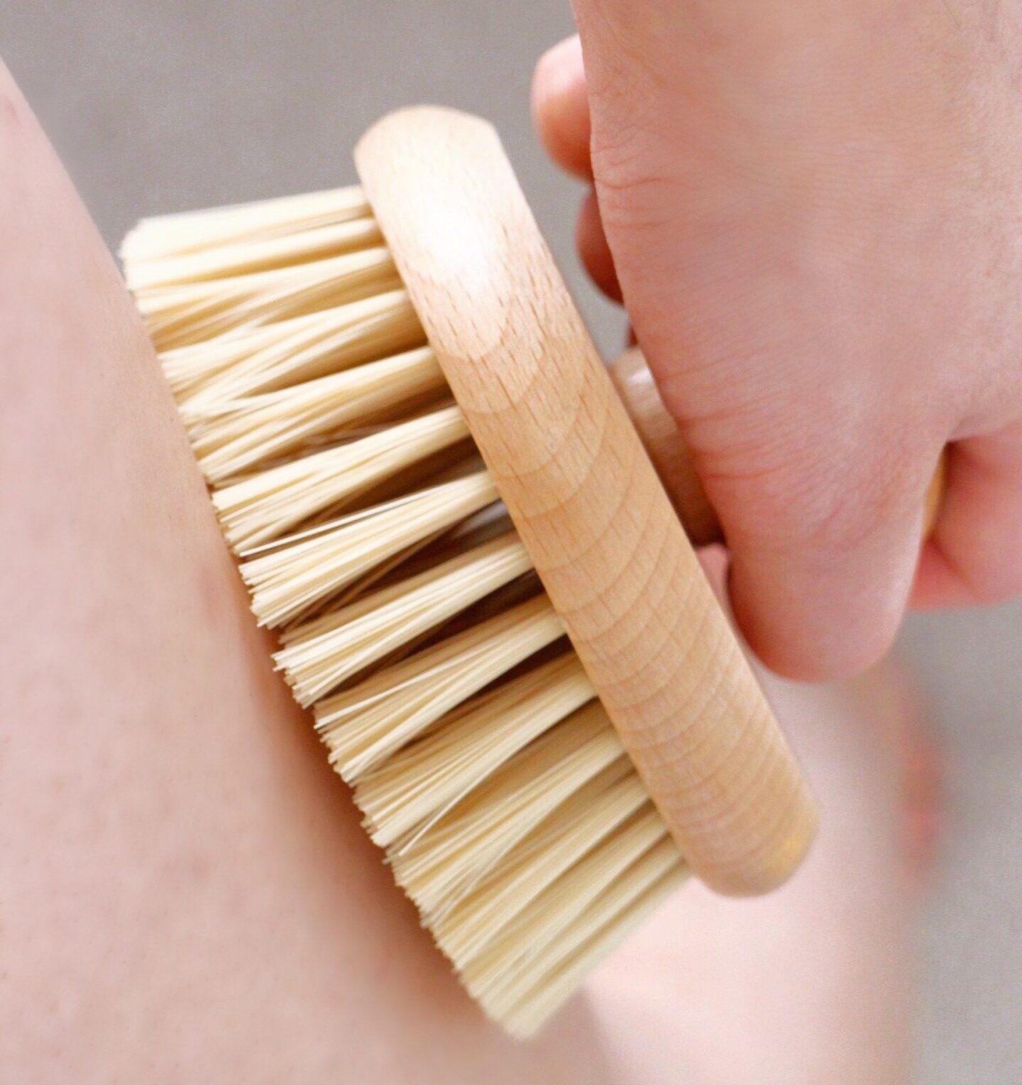 Ayurveda Dry Body Brushing