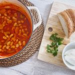 Fasulye - Turkish White Bean Stew Recipe