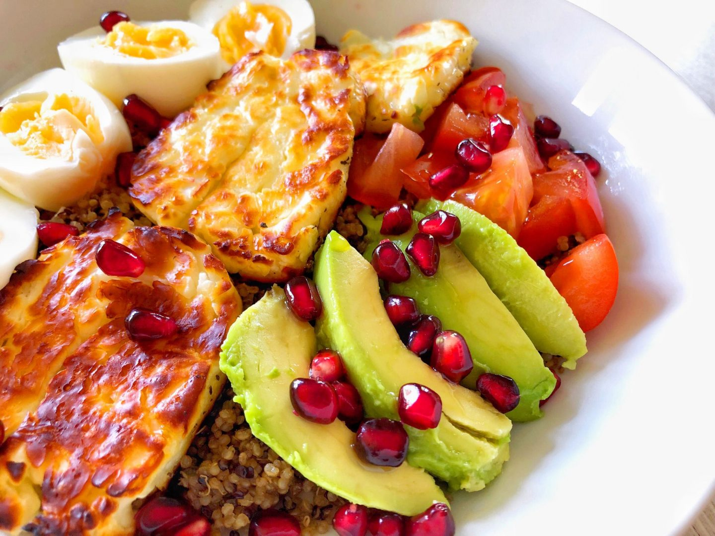 Healthy Eating- Beauty Bowl