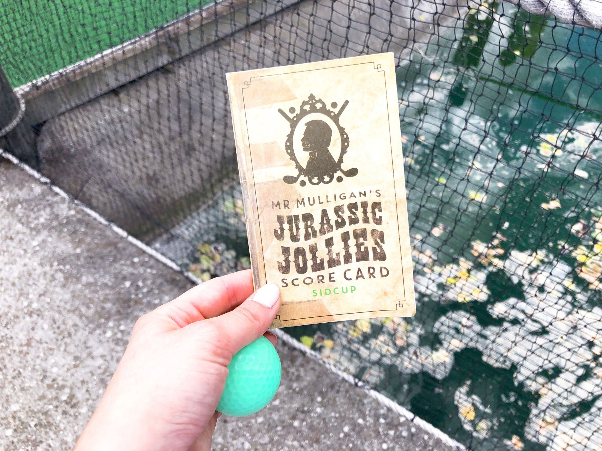 Mini Adventure Golf Day Out
