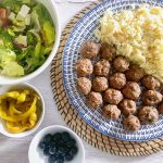 Kofte Meatballs - Turkish Food Recipe