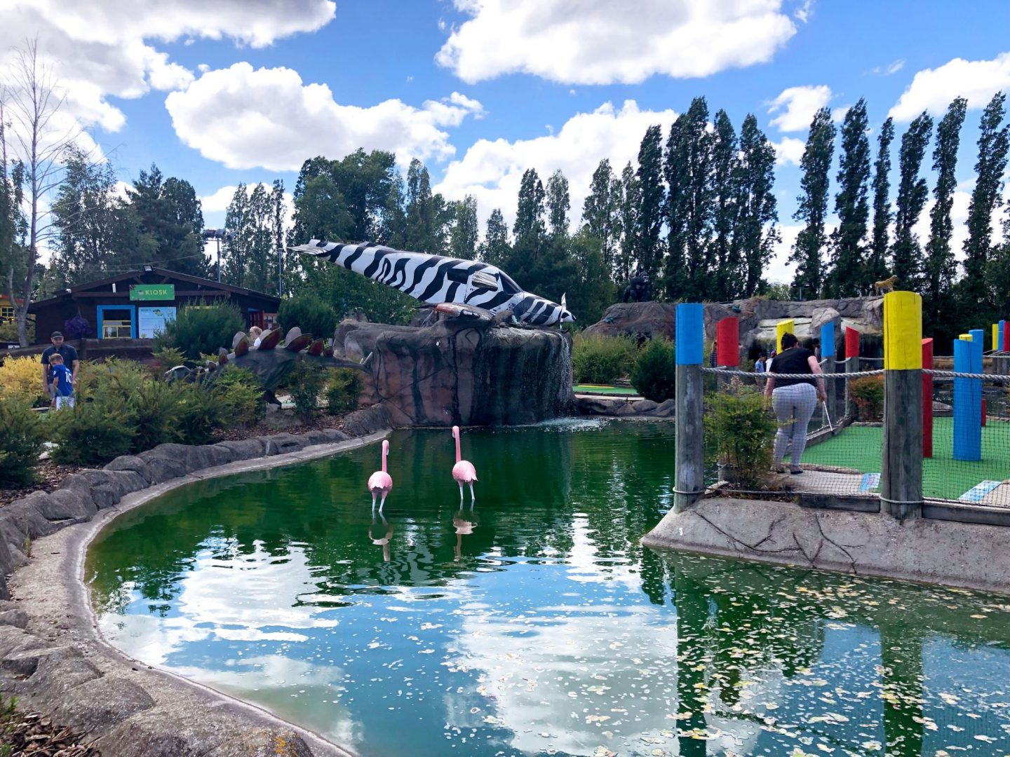 Mr Mulligan's Dino Golf Sidcup
