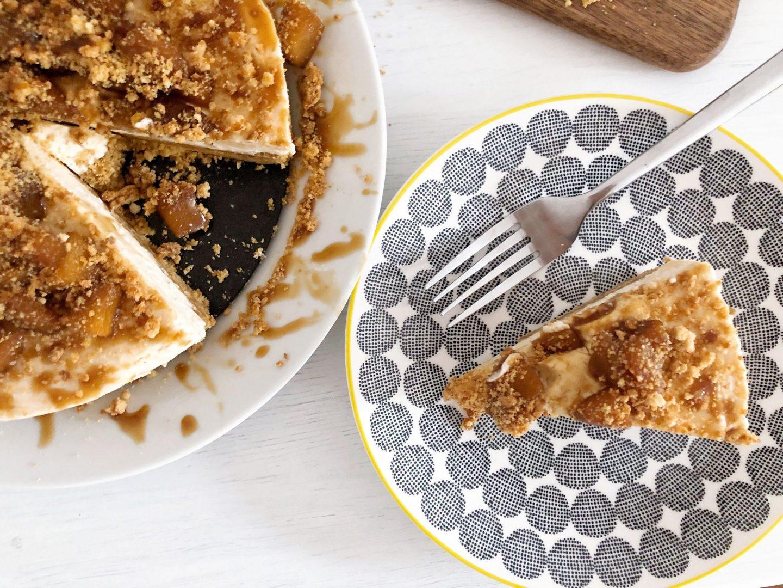 Autumnal Cheesecake recipe