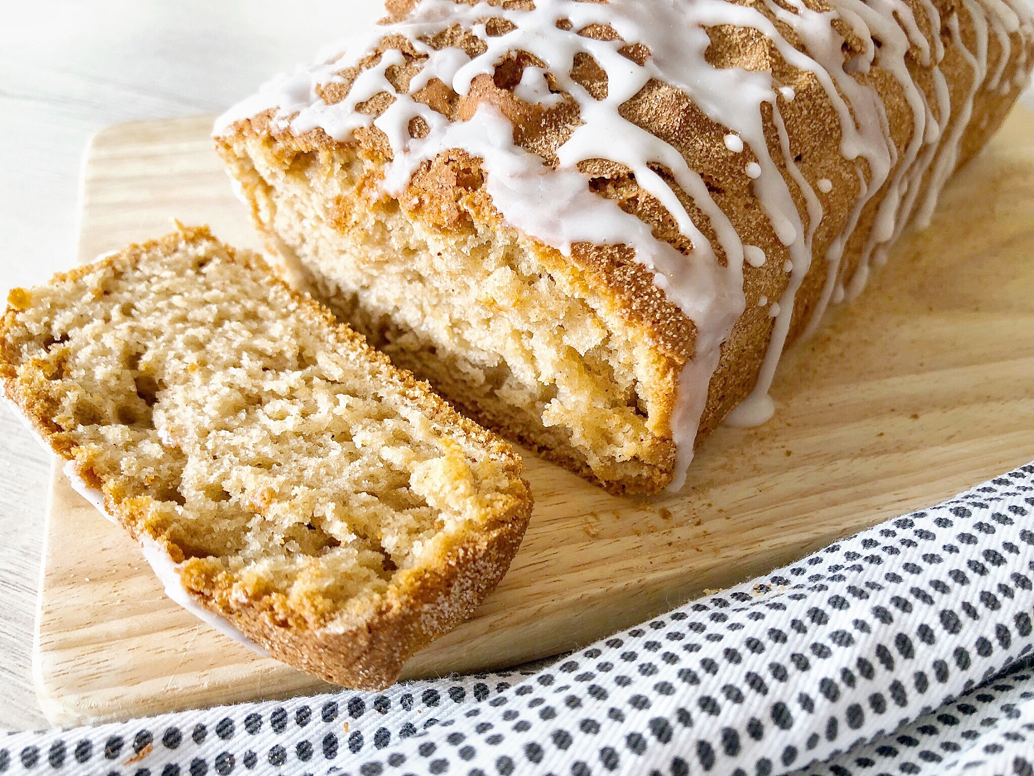 Cinnamon Bread Recipe