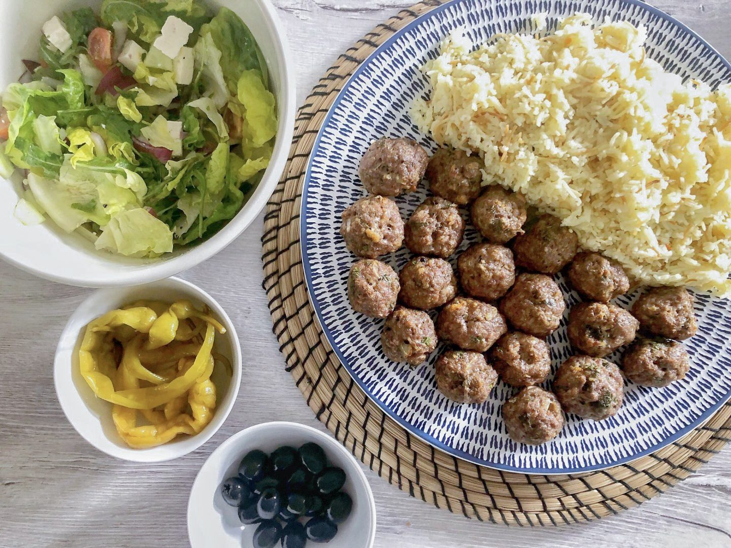 Turkish Lamb Meatball Recipe