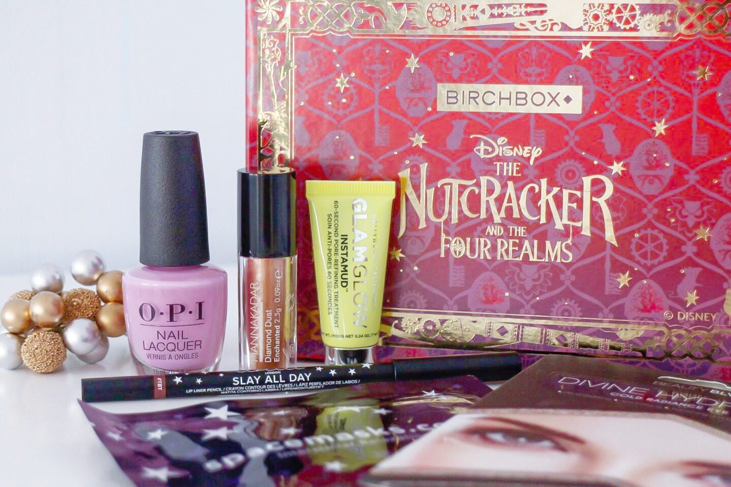 November Birchbox Review