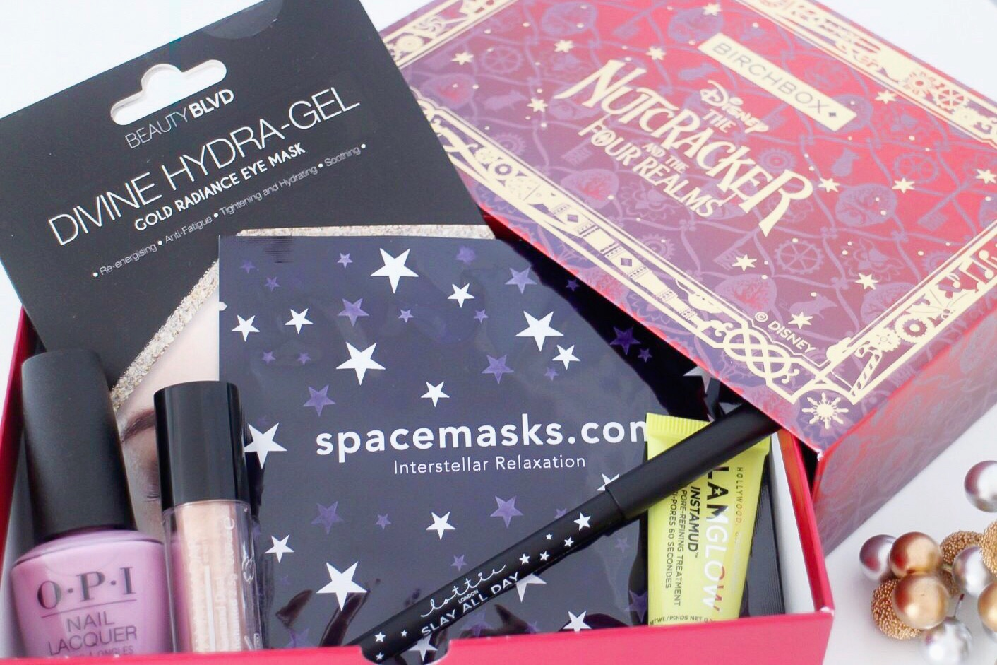 The Disney's Nutcracker Birchbox