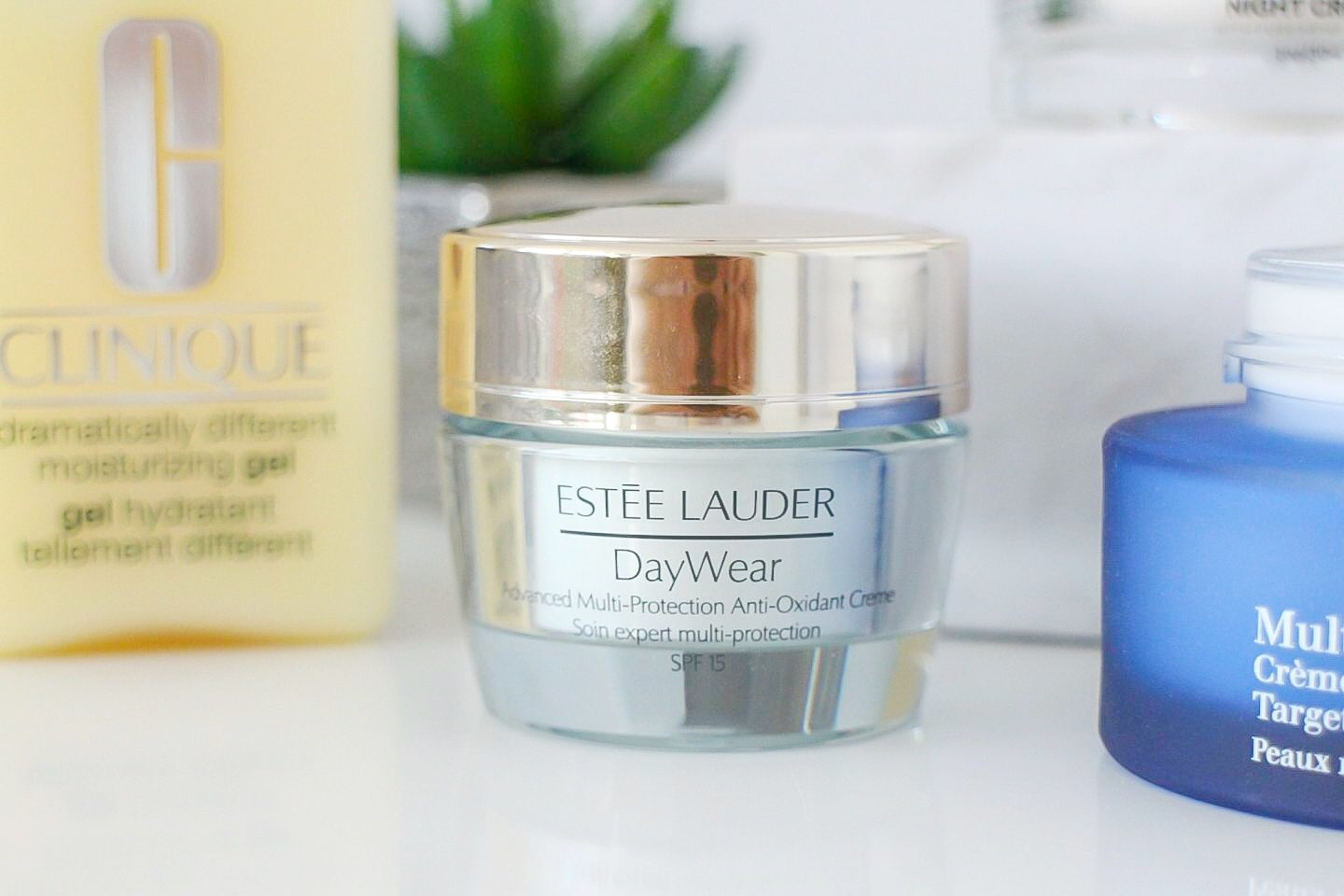 Ester Lauder Day Cream