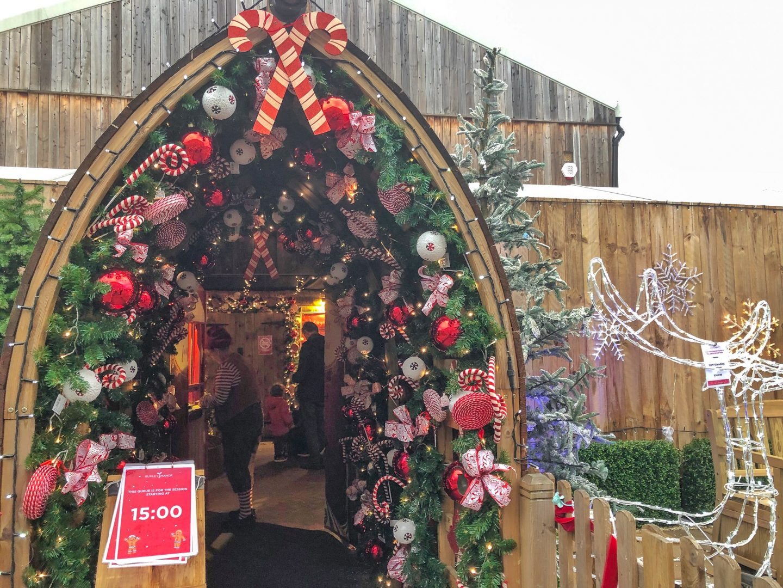 Huxley Garden Centre Christmas 2018