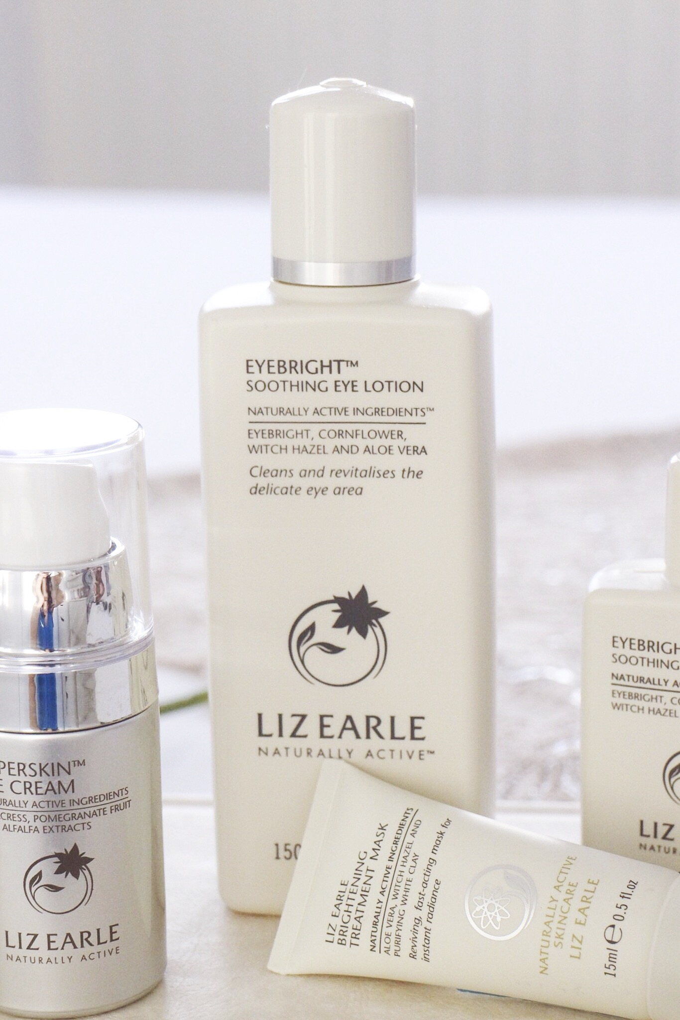Eye Cleansing Liz Earle