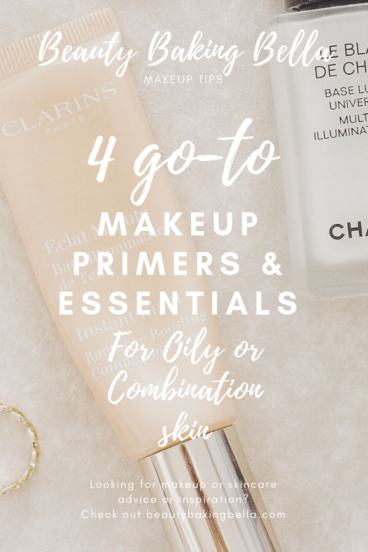 Makeup Primers Oily Skin