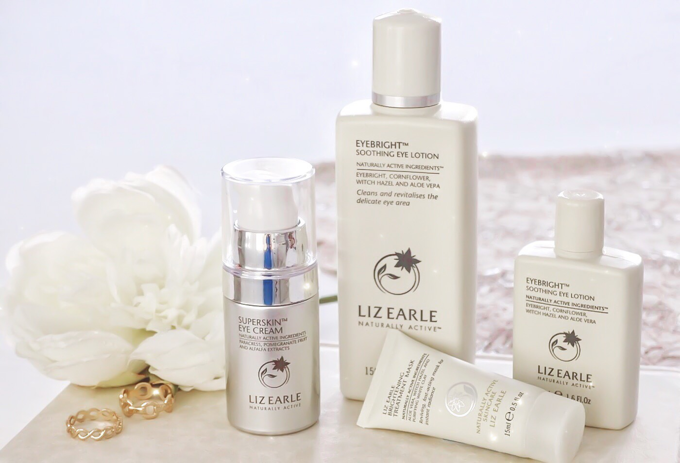 Liz Earle Eye Products - Eye Care 101