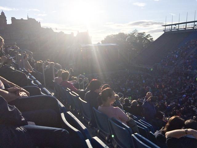 Edinburgh Castle Concert