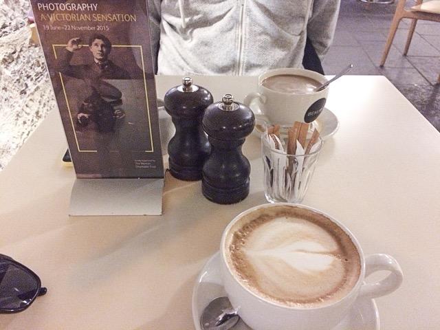 Scottish Museum Coffee Break