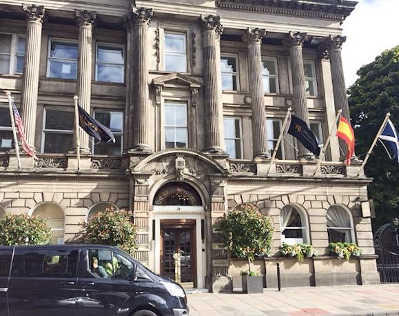 The George Hotel Scotland