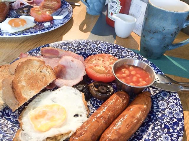 Breakfast Fry Up Wetherspoons