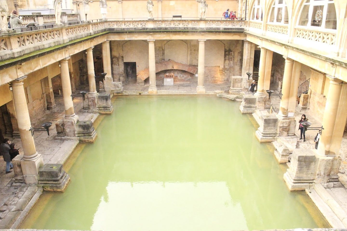 Travel Roman Baths Experience