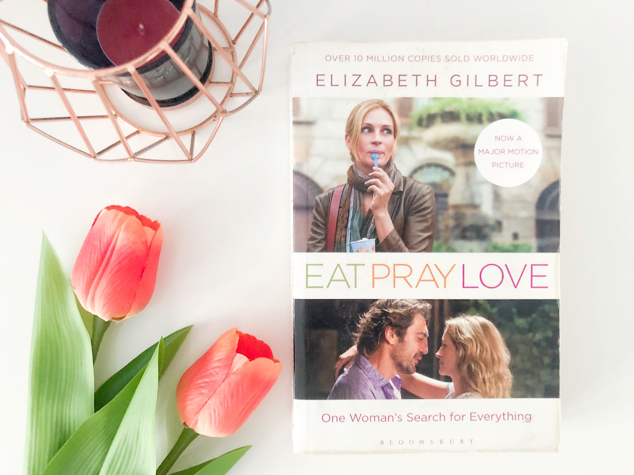 Book Review Eat Pray Love