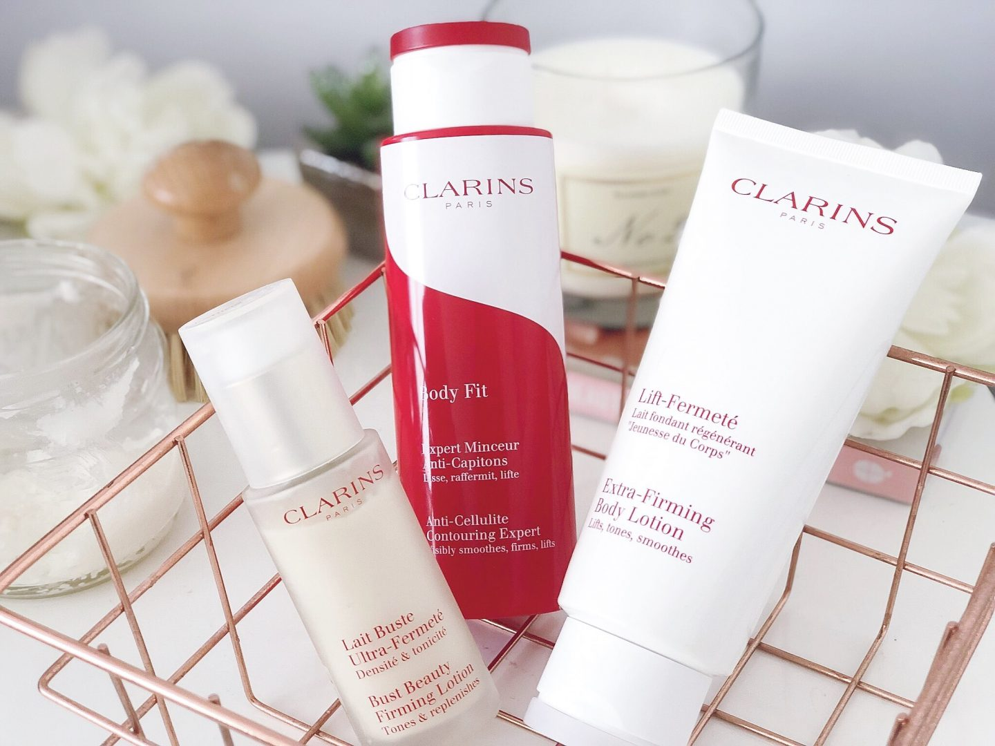 Body Care Clarins