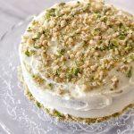 Delicious Light Carrot cake recipe