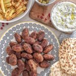 Vegan Turkish Patatesli KOfte