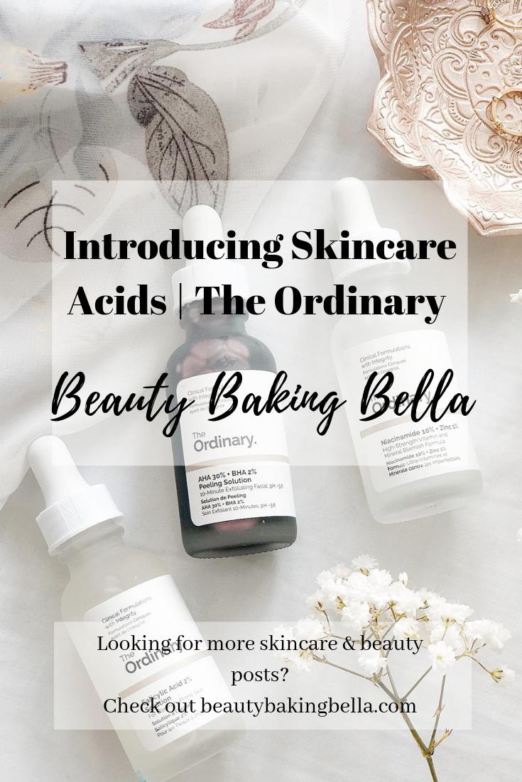 The Ordinary Skincare Acids
