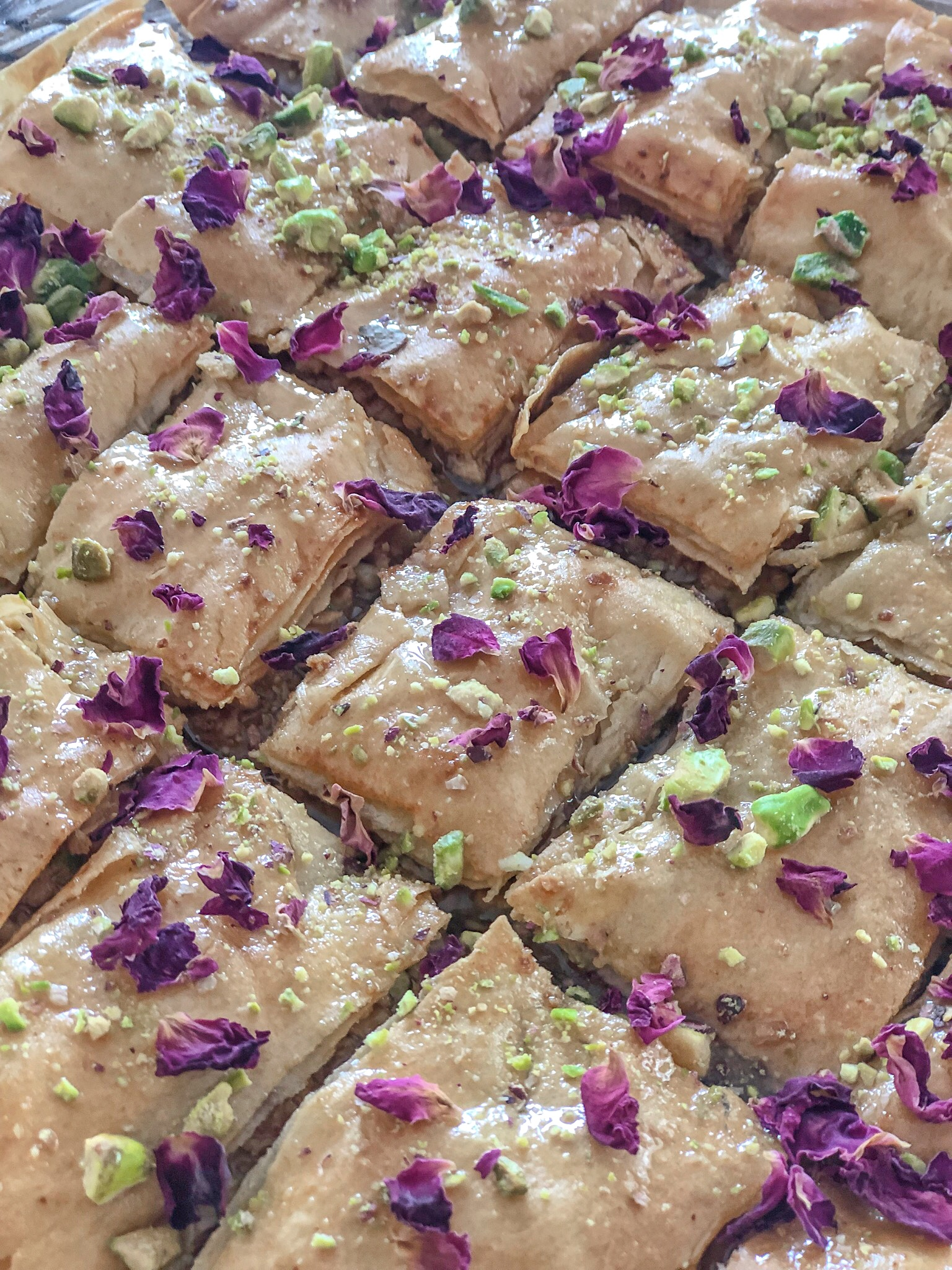 Turkish Baklava Recipe
