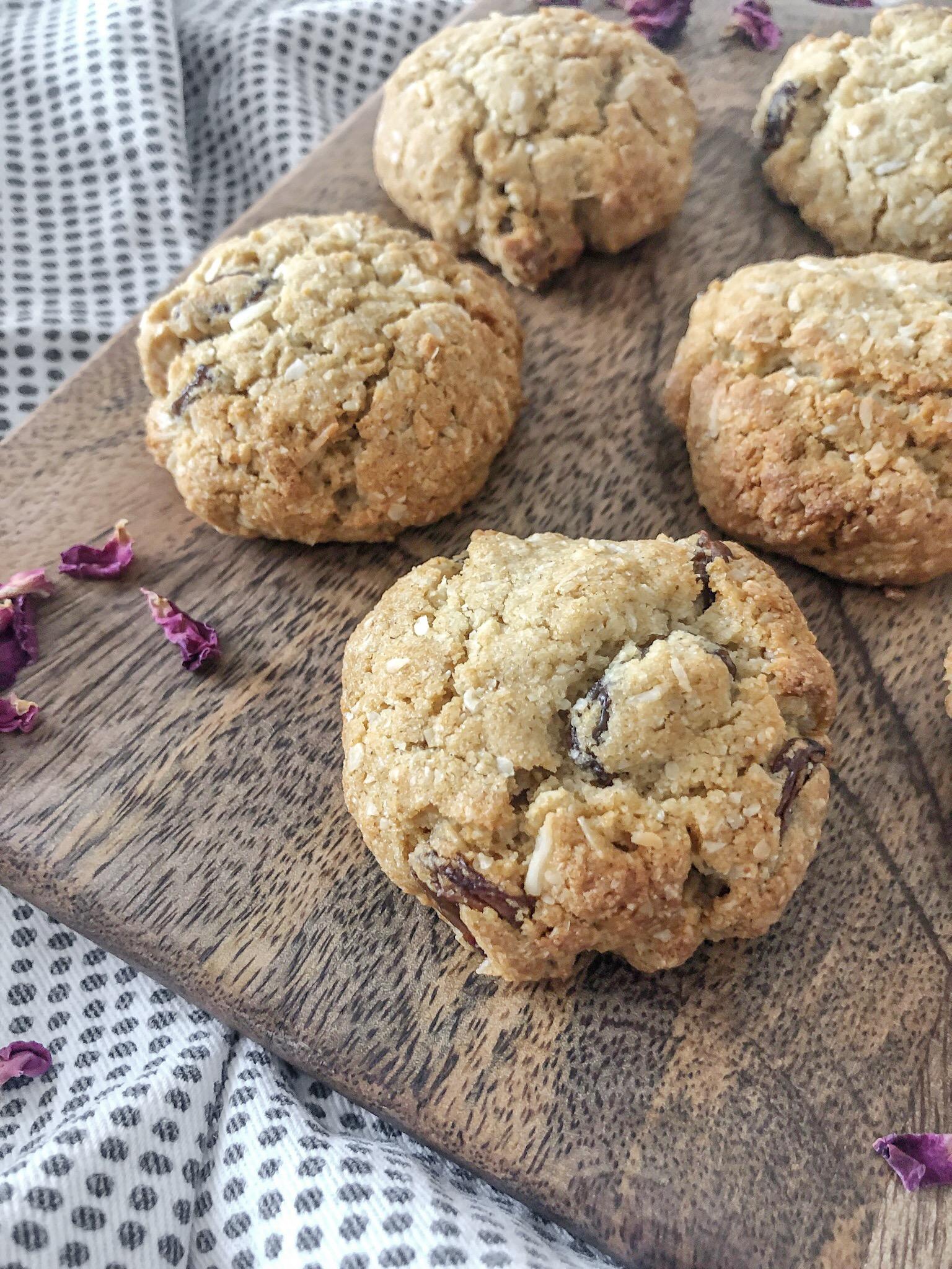 Healthy Semolina Biscuits