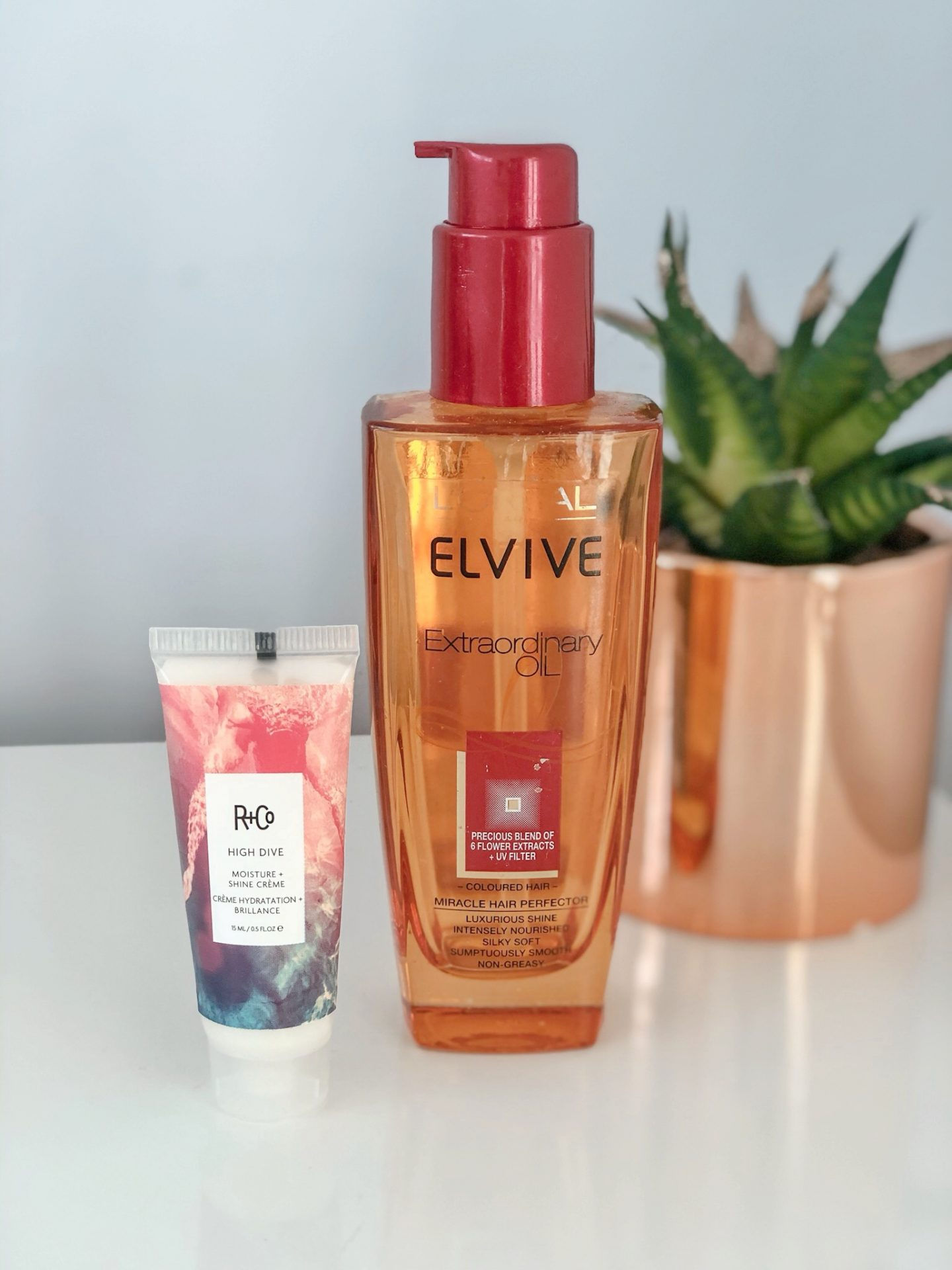 Haircare Empties Review
