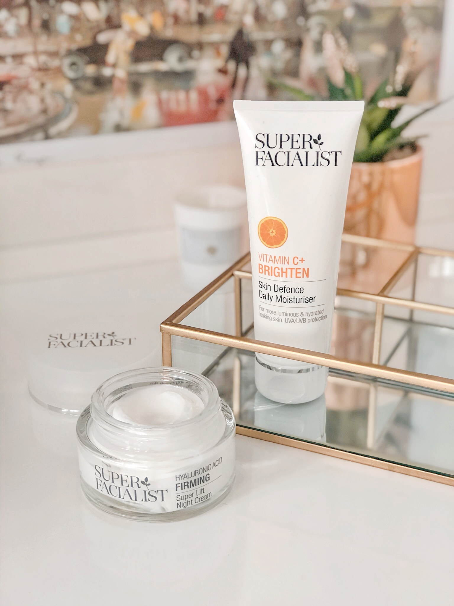 Superfacialist Moisturisers