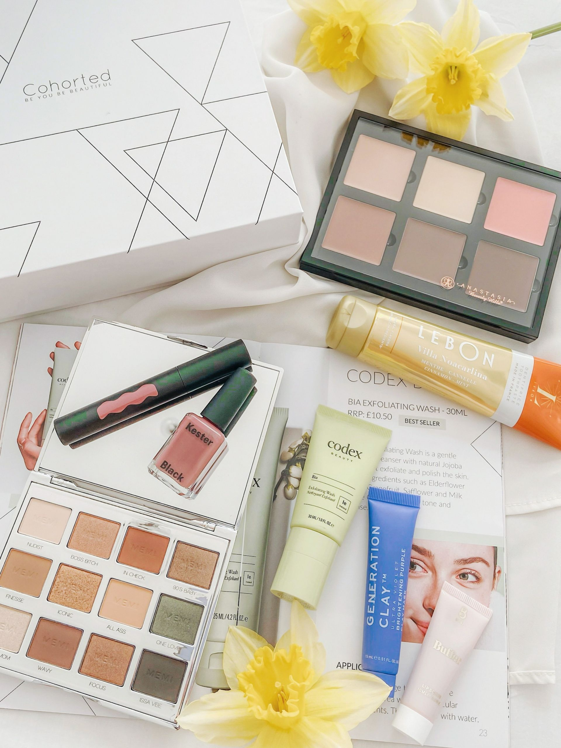 Beauty Subscription Box Cohorted